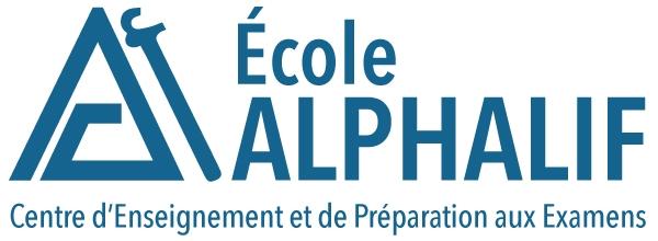 logo ecole alphalif