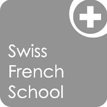 logo swiss French school lausanne