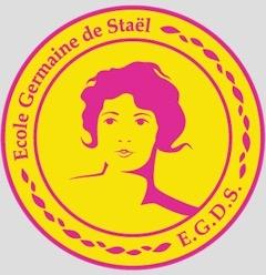 logo ecole germaine de stael