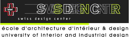 swiss design center - école d'architecture d'intérieur & design