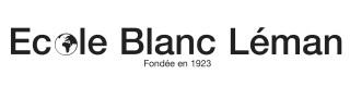 logo ecole blanc leman
