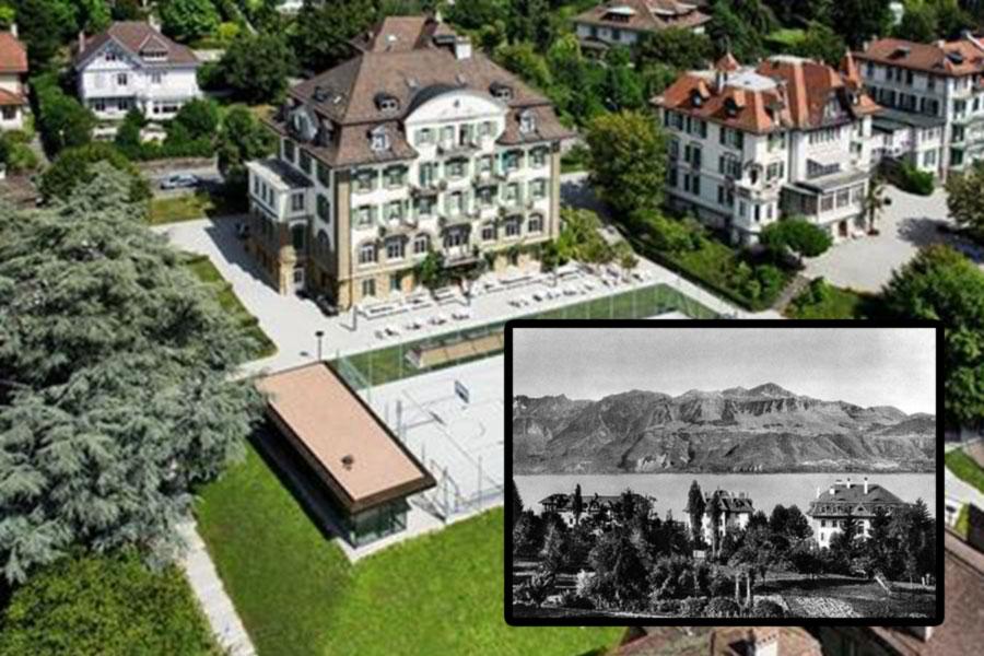 Brillantmont international school Lausanne - 135th anniversary