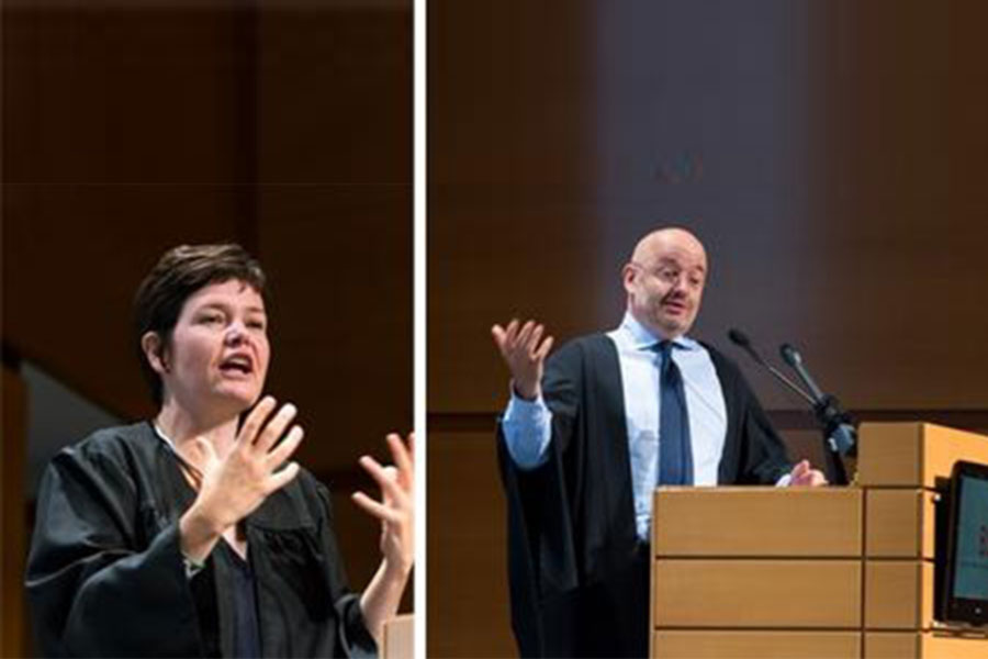 Business School Lausanne - Two leaders of sustainable development awarded